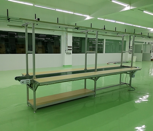 全自动生产线厂家浅析什么叫做装配线