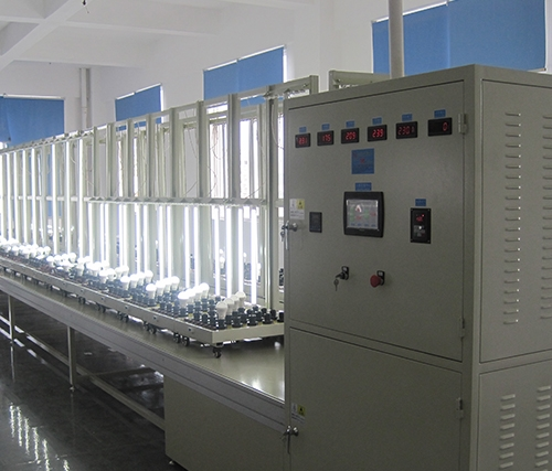 有那样工业流水线机器设备,公司生产率慢慢提升