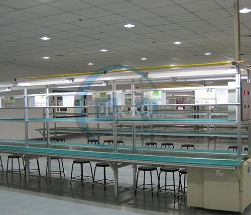 LED流水组装线
