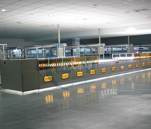 LED球泡组装老化线