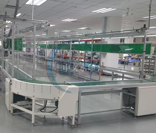 PVC环型流水组装线